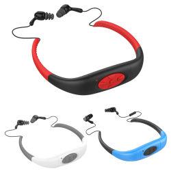 Водонепроницаемый спортивных MP3, FM-радио, MP3-плеер Swimmer