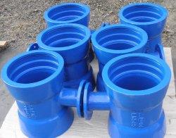 La norme ISO2531 FR545 FR598 raccord de tuyauterie en fonte ductile