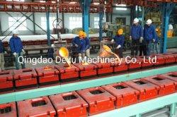 Linea di produzione verde del preparato della sabbia strumentazione di /Molding della strumentazione per le parti di metallo