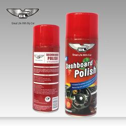 450ml Cera Spray de painel de bordo Car