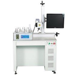 Светодиодные лампы оптическое волокно станок для лазерной маркировки/Ipg лазерного источника