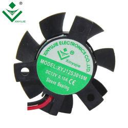 장난감 4010를 위한 소형 DC 무브러시 축 배출 환기 냉각 교류 팬
