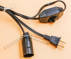 Нам NEMA 1-15P вилка шнура питания удлинительный шнур с помощью переключателя