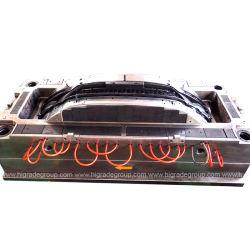 China fabricante de moldes para inyección de plástico/Herramientas /Molde Auto Parts como pilar/Handle/Airbag/panel/parachoques/puerta/Extrior y del Interior