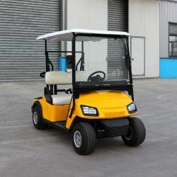 2 places Electric Power voiturette de golf pour le parcours de golf
