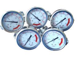 Manomètre de pression de haute qualité de l'eau Accessoires de traitement