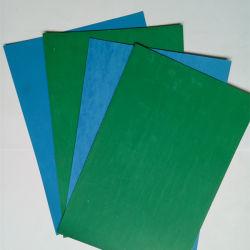 Folha de estanquidade não comprimido de amianto material de vedação da junta de borracha NBR em fibra de aramida