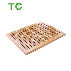 заводская цена природных бамбуковые Деревянные ванны коврик, двери и ковер на кухне