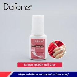 Hochwertige Qualität mit Pinsel 7g Pink Daifone Nagelleim