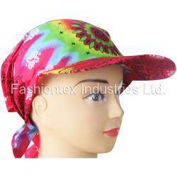 Protezioni del Bandana del cappello del Bandana del cotone stampate cotone di modo