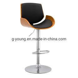Moderner Luxus High Bar Chair Verstellbarer Barhocker
