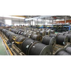 Flugzeug-Kabel galvanisiertes Stahldrahtseil der Fabrik-7*7 8.0mm