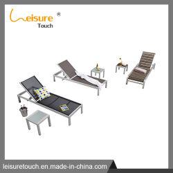 Hydrofuge Chaise longue plage en bordure de piscine terrasse Président meubles de jardin