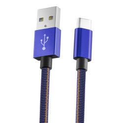 Ycom 고품질 USB C 케이블 빠른 비용을 부과 유형 C 충전기 데이터 케이블