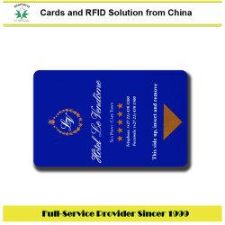 De Plastic RFID Kaart van de nabijheid 125kHz 13.56MHz voor de Markering van de Deur van het Hotel