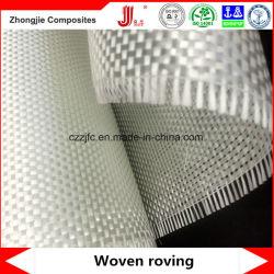 300g E-Tissus à armure toile de fibre de verre Roving 300gsm