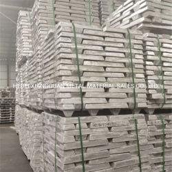 Liga de magnésio puro de lingotes de lingotes de magnésio lingote de alumínio 99,7 lingote de zinco com preço de fábrica