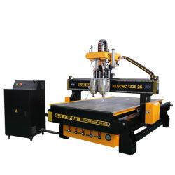 جهاز توجيه CNC الصيني لمعالجة 1325 أثاث خشبي جهاز توجيه CNC الماكينة