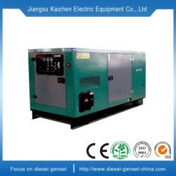 Luft kühlen der 4 Anfall-Hauptgebrauch-beweglichen leisen Dieselgenerator ab