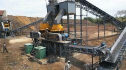 Usine de broyage de pierre de basalte et de sable artificielle rendant la production végétale