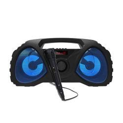 A alavanca multifuncional de altifalante sem fios pequenos ficheiros MP3 Karaoke Grande Som Enceinte Bluethooth Altofalante Fbt alto-falantes Bluetooth da Bateria