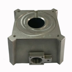 Fundição de Alumínio personalizadas/Bomba de fundição de ferro/aço Corpo da Estrutura do Motor