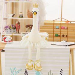 Swan Flamingo Soft Doll Girls Kids Lover Children Gifts Animal Speelgoed kinderen speelgoed pluche speelgoed gevulde speelgoed