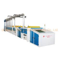 Fabricante nuevo tipo de residuos de alta calidad y capacidad de hilados de algodón/Weared/máquina de reciclaje de ropa