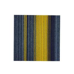 Stapel-feuerverzögernde Qualitäts-Fußboden-Mittel-Teppich-Fliesen 100% des Schleifen-Stapel-Bitumen-pp.