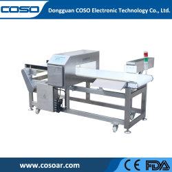 Le COSO de la viande en ligne automatique de marque Aliments avec du détecteur de métal Rejector