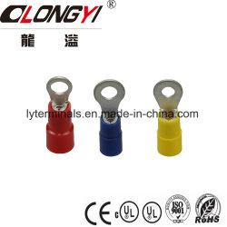 Longyi Non-Insulated cosse à sertir les connecteurs de type sur la borne de fil