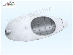 Het Afgietsel van de Matrijs van de Radiator van het aluminium gebruikte uit het Licht van de Deur in Ningbo