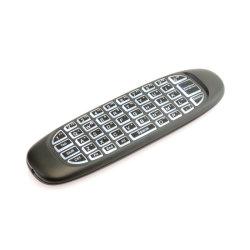 Des Fly Air-der MausT10 C120 Tastatur Spiel-Tastatur-androide Fernsteuerungsdrahtlose Spiel-2.4GHz für intelligenter Fernsehapparat-Kasten Mini-PC heißen Verkauf