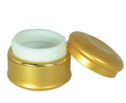 Recipiente de cosméticos, esvazie a nata misturador, copo de alumínio