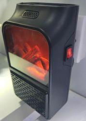 Электрический камин мини зал электрический пламени соответсвуют электрический камин керамические портативный PTC стены вентилятор отопителя