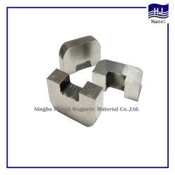 Populaires forme Horse-Shoe Cast permanent de l'aimant AlNiCo Rare Earth Matériau magnétique