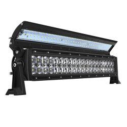 21,5-дюймовый светодиодный бар 2 ряда 6D СВЕТОДИОД КРИ чип 120W Combo направленного света тонкий штанги освещения 12V 24V для Лада Нива Уаз напрямик 4X4