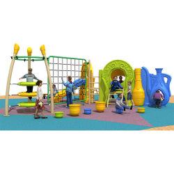 Netto Beklimmen van de Speelplaats van de Kinderen van de Sporten van de fabriek het In het groot Kleine Goedkope Plastic Binnen Openlucht