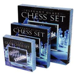 Шахматы из стекла (316)