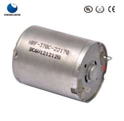 Elektrischer 370 Mirco 12 V DC-Getriebemotor für Roboter/Elektrowerkzeug