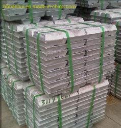Aluminium het van uitstekende kwaliteit Ignot van de Baar van de Legering van het Aluminium van Fabriek