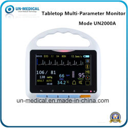 China-Lieferanten-medizinischer preiswerter Preis-bewegliches Patienten-Überwachungsgerät