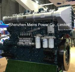1035HP 1000rpm Yuchaiの海洋のディーゼル機関1035HPの海洋のディーゼルモーター