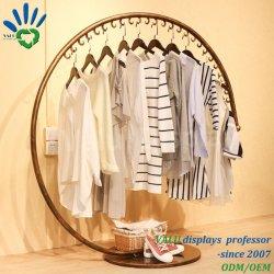 حرّة يقف طبقة من يعيش غرفة معدن قماش من مغسل [ديسبلي رك] معدن لباس عرض يعلّب
