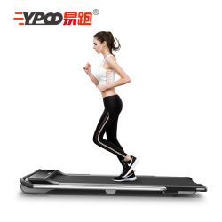 Ypoo électrique pliant mini Mini Accueil Salle de gym Tapis de course à pied plat