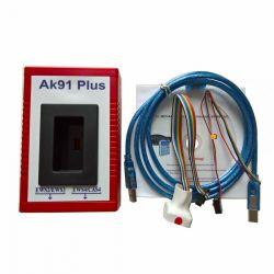 BMW Ak91 Plus-sleutelprogrammeur V4.00 voor alle BMW EWS Ondersteuning Ews4.4