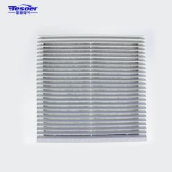 322x322мм от пыли и дождя крышку фильтра и осевой вентилятор в Китае (TX322A)