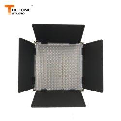 배터리 전원을 사용하는 스튜디오 장비 영상 LED 빛