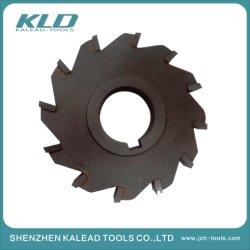 Emplacement de soudage personnalisé Outils de fraisage de lame de scie de coupe de pièces de coupe de la machine CNC
