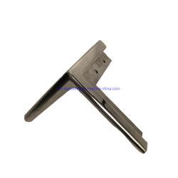 Qualitäts-Aluminium-und Zink-Legierungs-Sofa-Beine für Haushaltsgerät-Ausgangsmöbel-Zubehör
